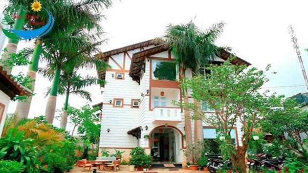 Villa Đường Nguyên Tử Lực