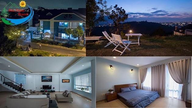 Villa Hoa Quỳnh 1 Đà Lạt
