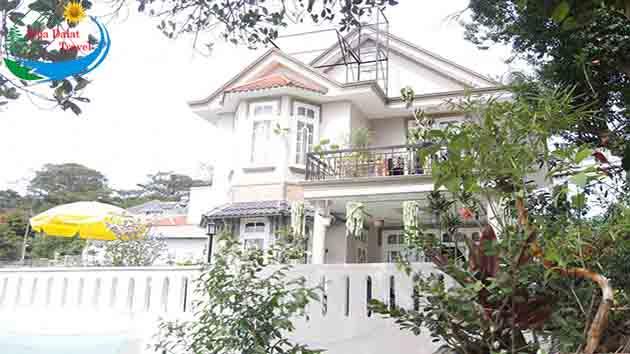 Villa Tại Đường Lê Văn Tám Đà Lạt