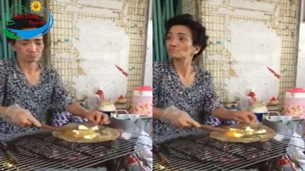 Bánh Tráng Nướng 61 Nguyễn Văn Trỗi Đà Lạt