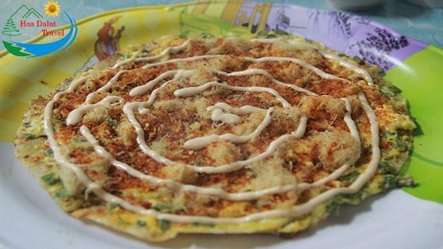 Bánh Tráng Nướng Bùi Thị Xuân Đà Lạt