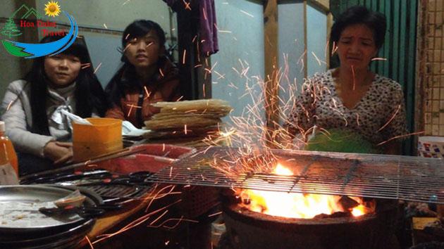 Review Bánh Tráng Nướng 61 Nguyễn Văn Trỗi