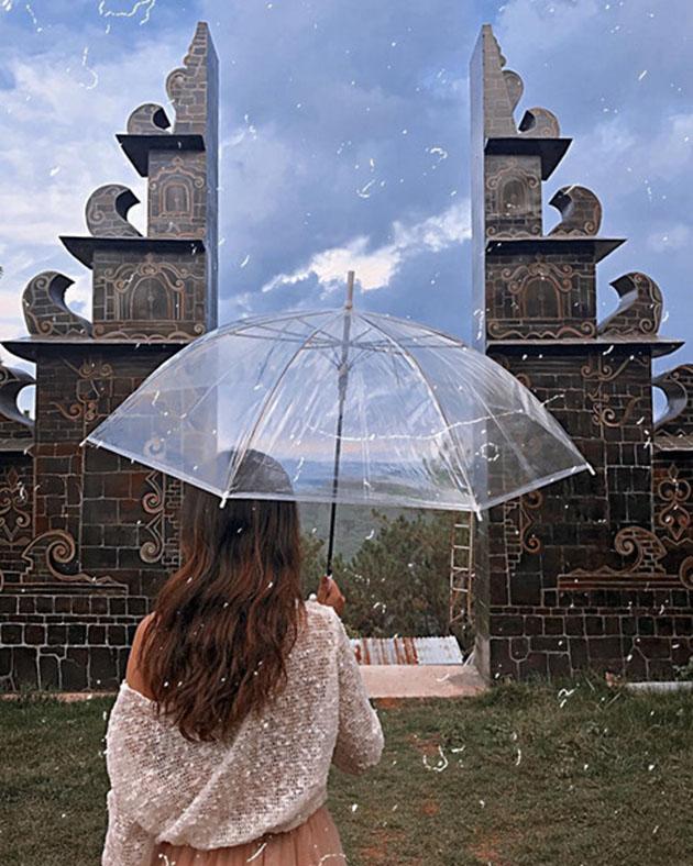 Chỉ Dẫn Đường Đến Cổng Trời Bali Đà Lạt