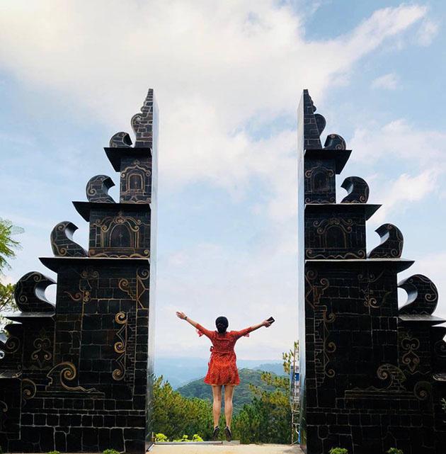 Kết quả hình ảnh cho Cổng trời Bali