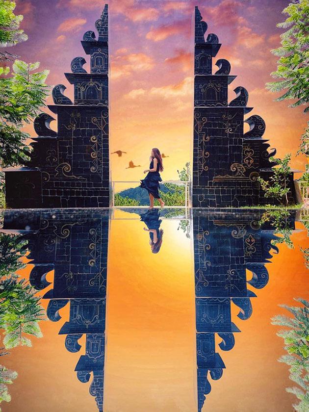 Cổng Trời Bali Dalat