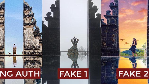 Cổng Trời Bali