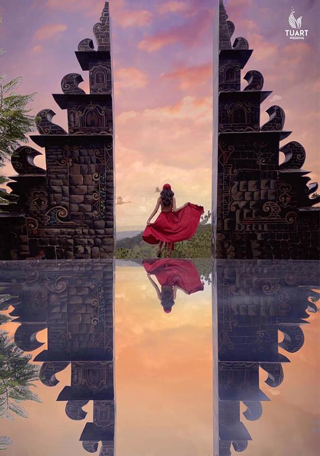 Thiên Đường Sống Ảo Cổng Trời Bali Đà Lạt