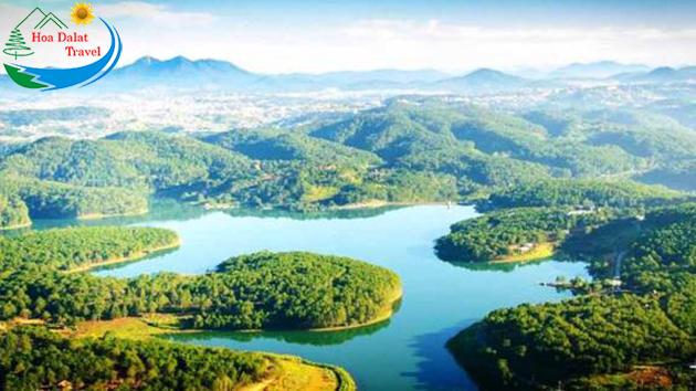 Hồ Tuyền Lâm Đà Lạt Địa Điểm Vui Chơi Miễn Phí