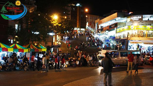Khám Phá Chợ Đêm Đà Lạt