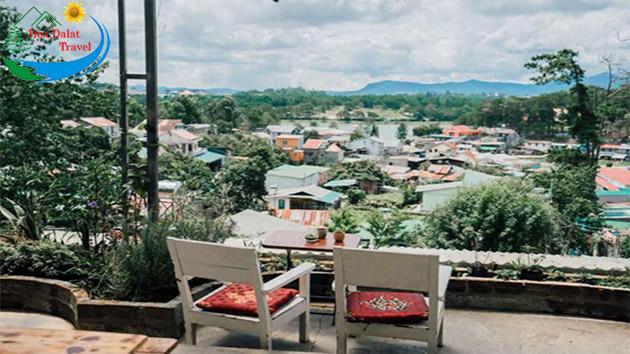 View Ngắm Nhìn Thành Phố Tuyệt Đẹp Tại Sunshine Coffee Đà Lạt