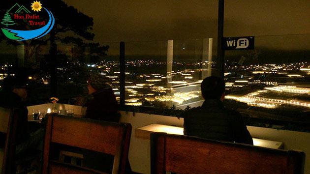 Địa Chỉ Cafe Panorama Đà Lạt