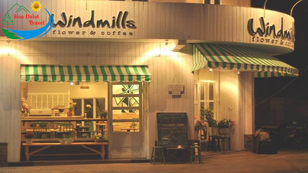 Windmills Cafe Đà Lạt