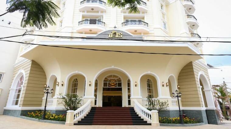 Khách sạn iris ở Đà Lạt