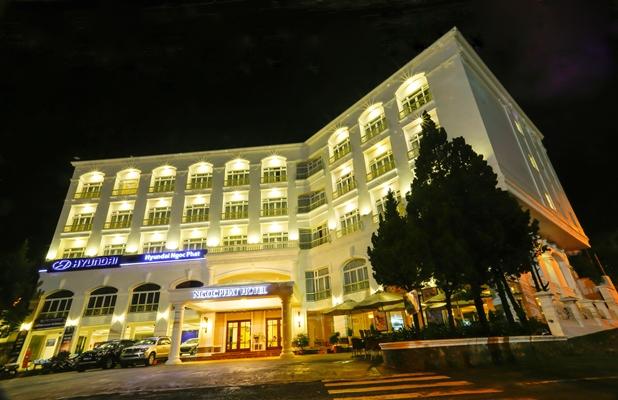 khách sạn ngọc phát ở Đà Lạt