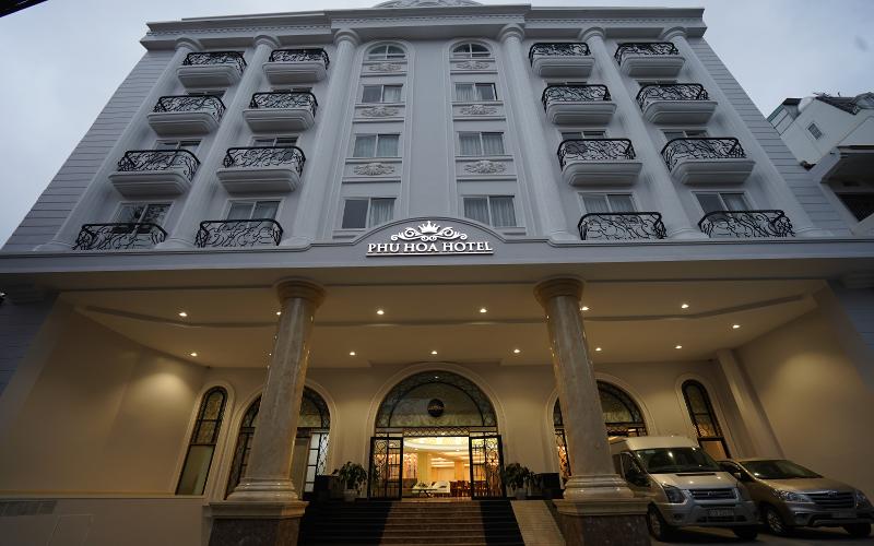 Khách sạn Phú Hòa ở Đà Lạt