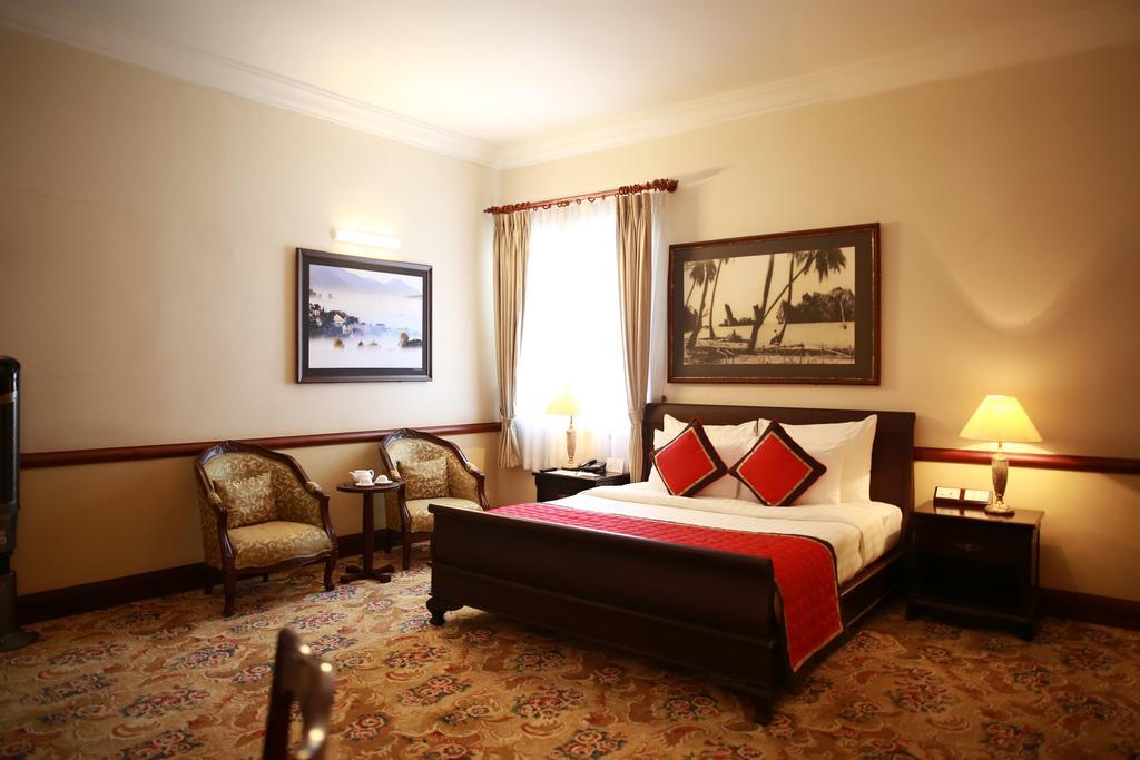 Phòng khách sạn Sammy Đà Lạt