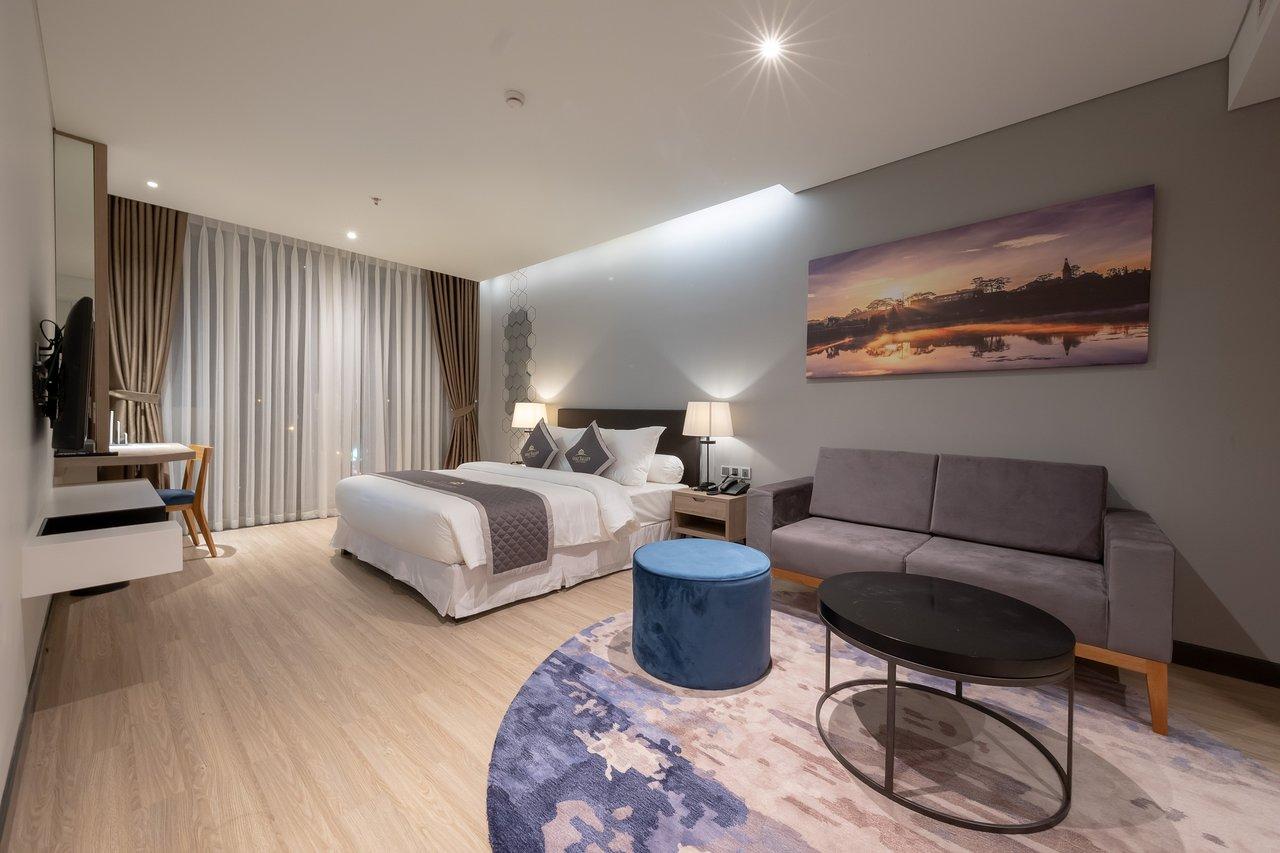Phòng khách sạn Golf VAlley Đà Lạt