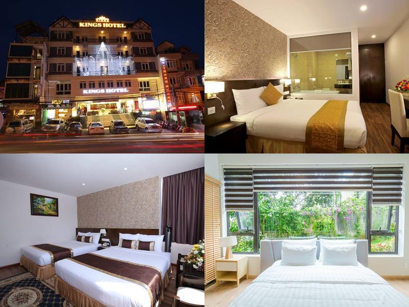 Phòng khách sạn Kings Đà Lạt