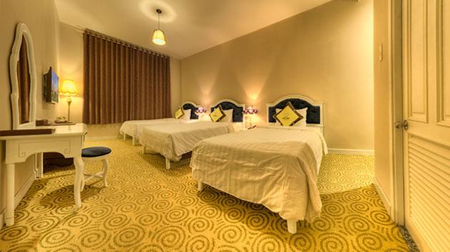 Phòng khách sạn Ngọc Phát