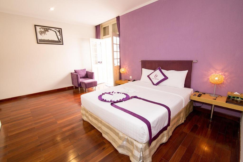 Phòng khách sạn TTC Ngọc Lan ở Đà Lạt