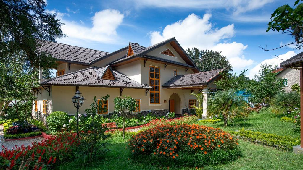 tea resort da lat