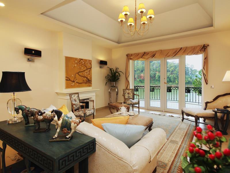 villa suite binh an villa