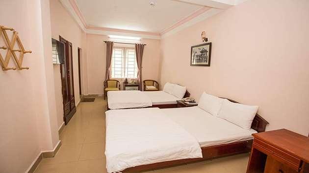 Đặt phòng khách sạn Ngọc Mai Phú