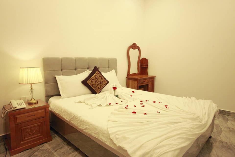Phòng 2 khách sạn my ty đà lạt