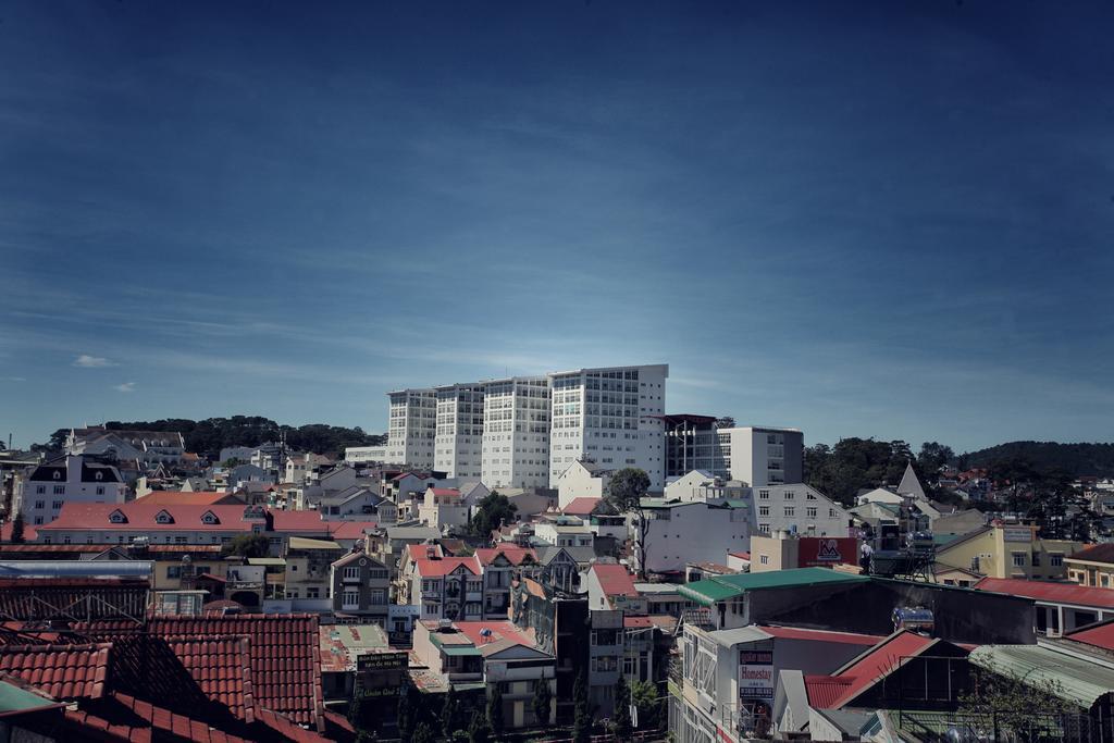 View từ khách sạn my ty