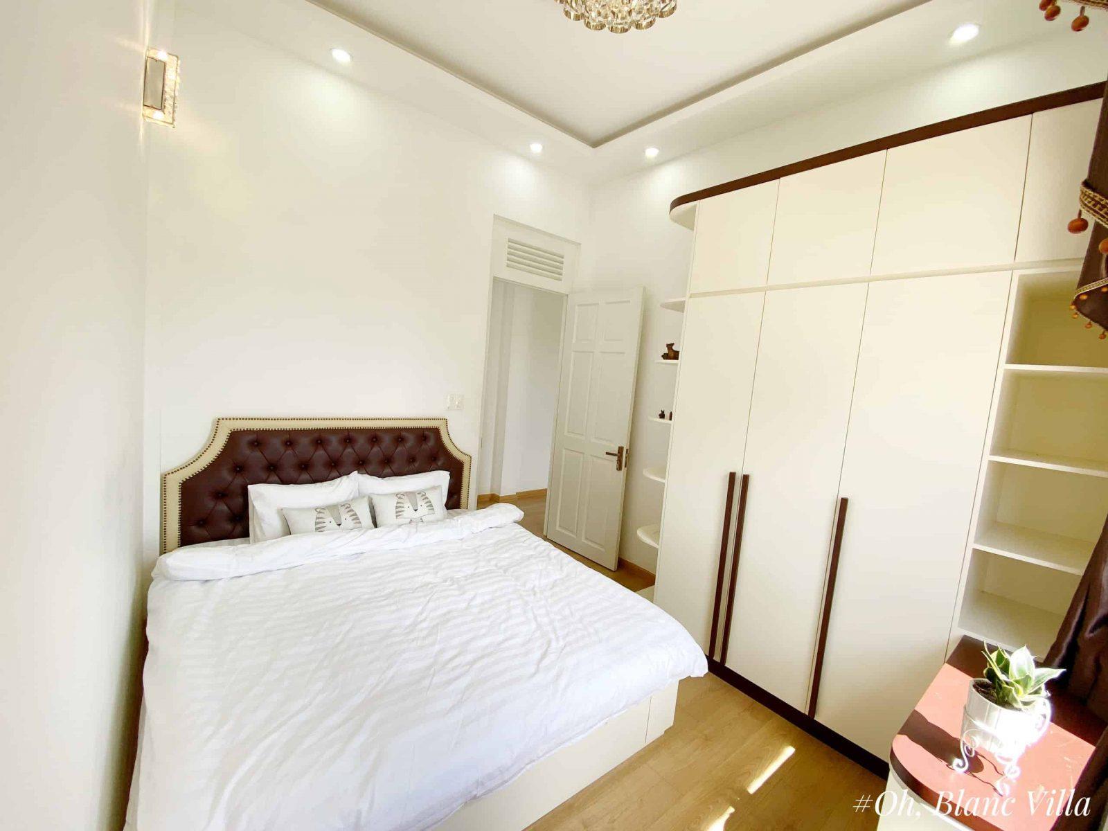 Phòng ngủ 1 ở Villa