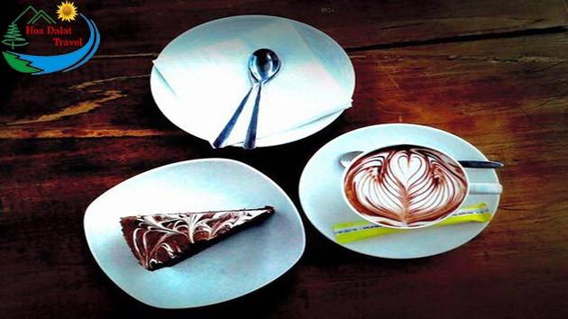Các loại đồ uống tại Là Việt Coffee