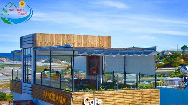 Cafe Panoramaa Đà Lạt