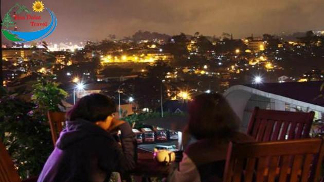 Địa chỉ Cafe Đà Lạt Nights