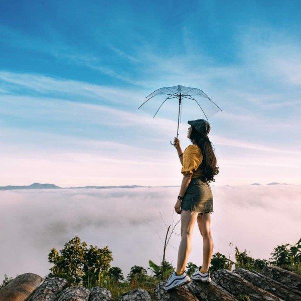 Đường đi săn mây Đà Lạt