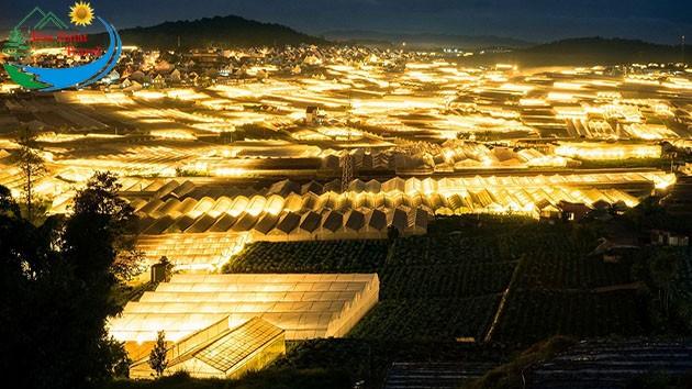 Khám phá thiên đường ánh sáng tại Panorama Đà Lạt