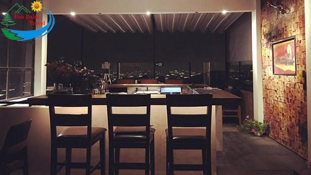 Số điện thoiaj Cafe Panorama Đà Lạt