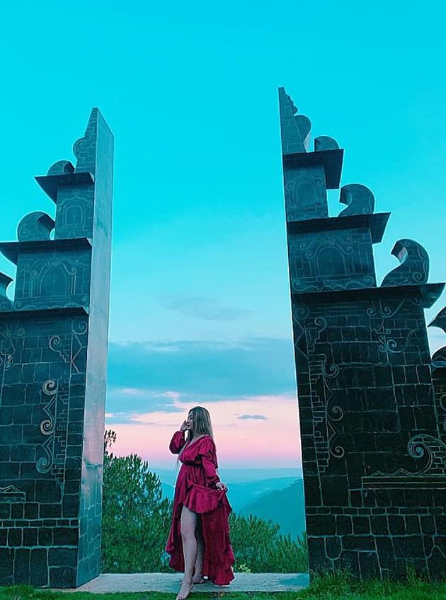 Sống ảo cổng trời Bali Đà Lạt
