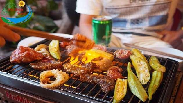 Review BBQ No1 - quán nướng có hương vị ngon nhất Đà Lạt