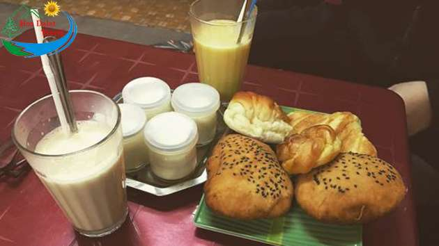 Sữa đậu nành Đà Lạt