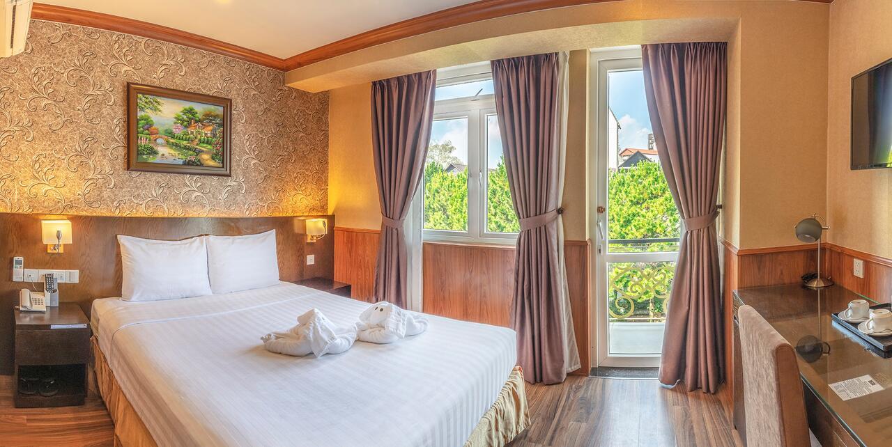 khách sạn Kings hotel ở Đà Lạt