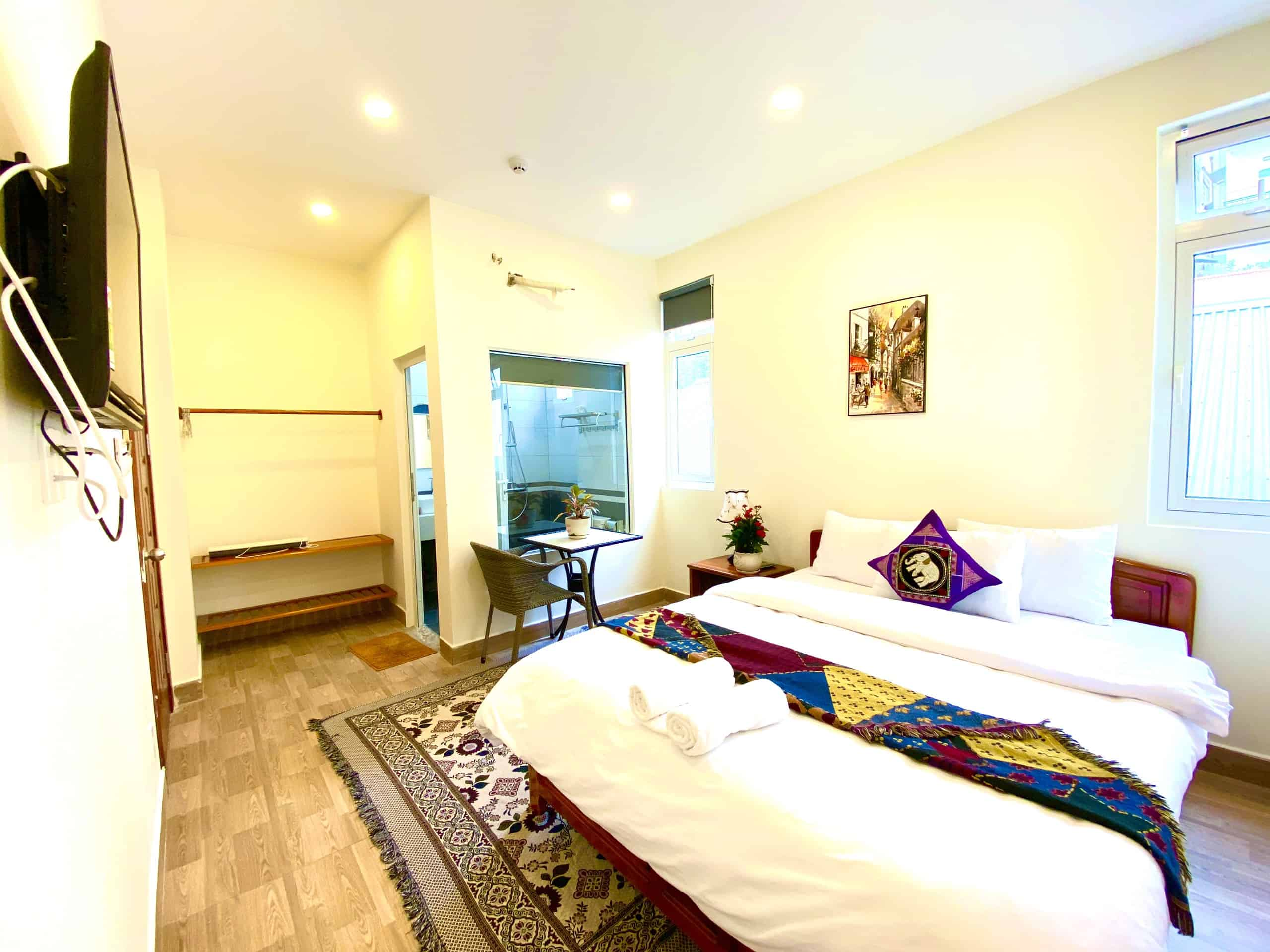 Hotel giấc mơ hồng Đà Lạt