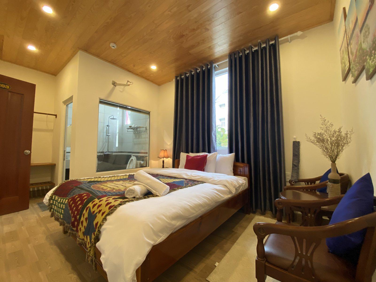 villa giấc mơ hồng ở Đà Lạt