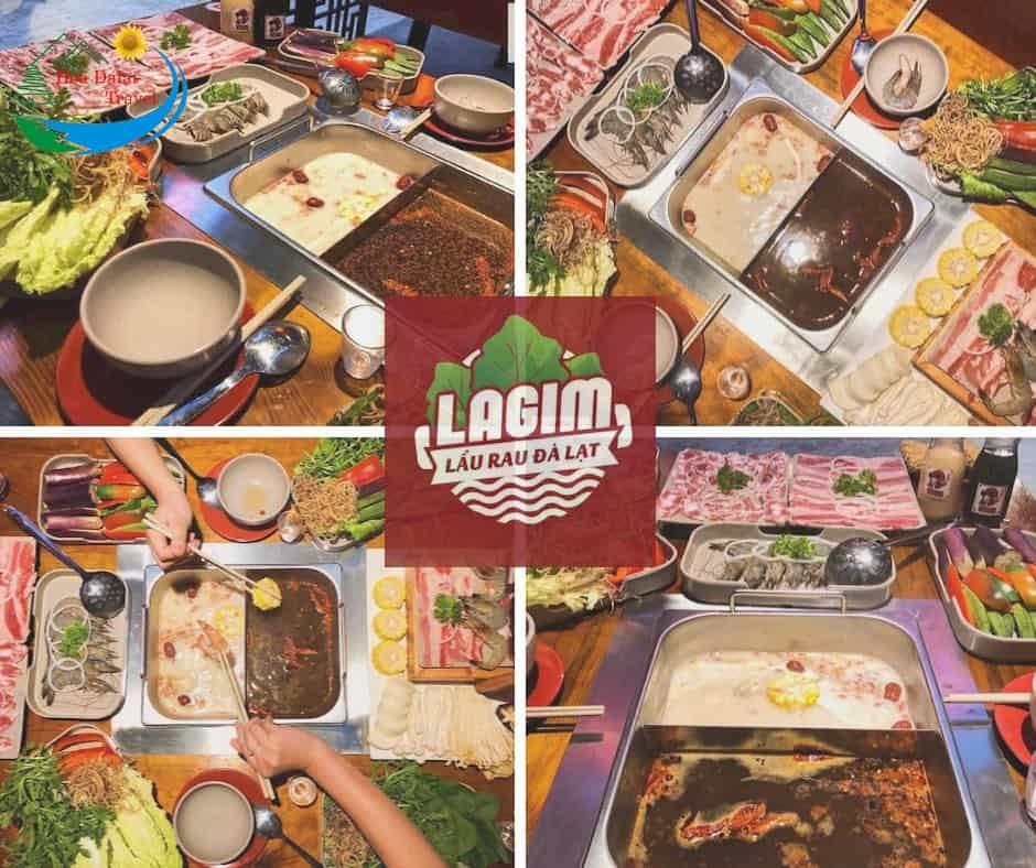 Lẩu rau buffet LAGIM